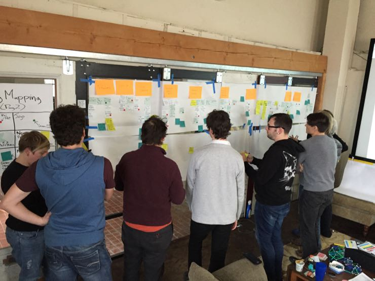 Story Mapping activity